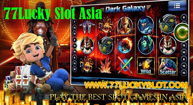 77Lucky Slot Asia