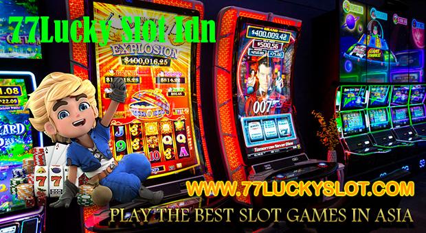 77Lucky Slot Idn