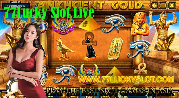 77Lucky Slot Live