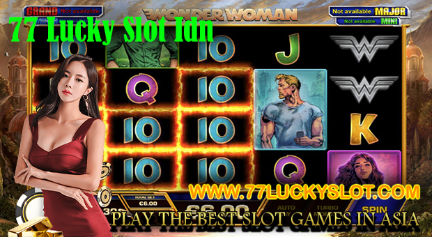 77 Lucky Slot Idn