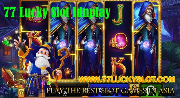 77 Lucky Slot Idnplay
