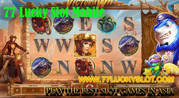77 Lucky Slot Mobile