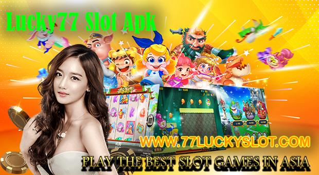 Lucky77 Slot Apk