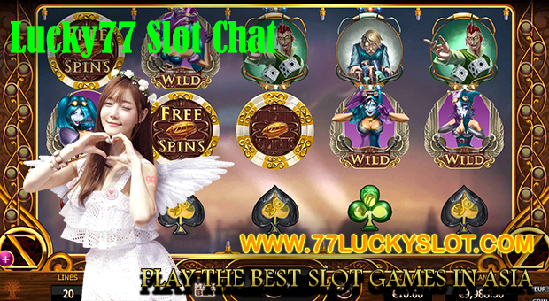 Lucky77 Slot Chat