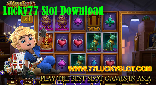 Lucky77 Slot Download