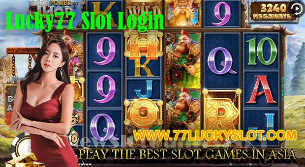 Lucky77 Slot