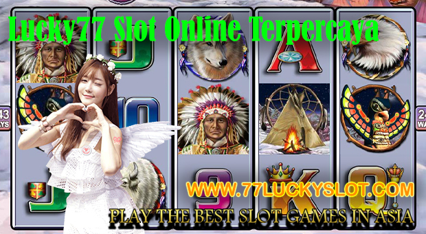 Lucky77 Slot Online Terpercaya