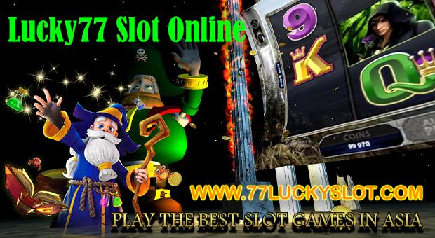 Lucky77 Slot Online