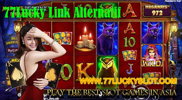 77Lucky Link Alternatif