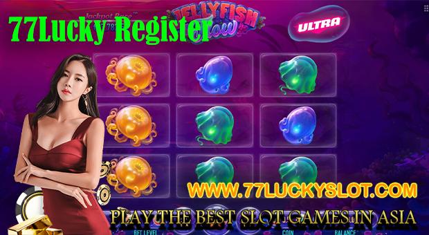 77Lucky Register